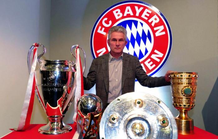 (video) Juup Heynckes a efectuat primul antrenament cu Bayern Munchen după revenirea la gruparea bavareză