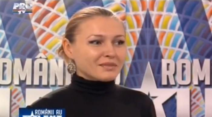 (video) Lacrimi la Românii au Talent. Moldoveanca a ridicat sala în picioare