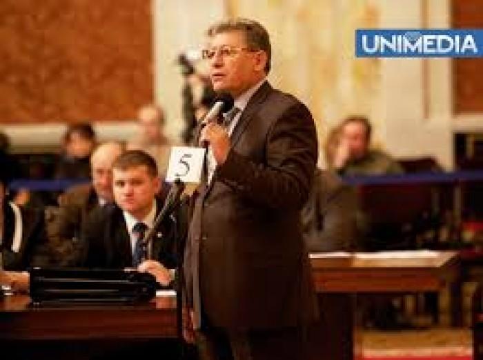 (video) Accidentul în care a fost implicat Recean, subiect de dezbatere în Parlament
