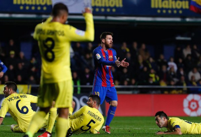 (video) Lionel Messi a salvat un punct pentru Barcelona! Catalanii au remizat în deplasare cu Villareal