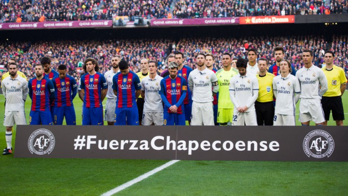 (video) Mai mult decât un meci de fotbal! Barcelona a disputat un amical pe Camp Nou cu echipa braziliană Chapecoense