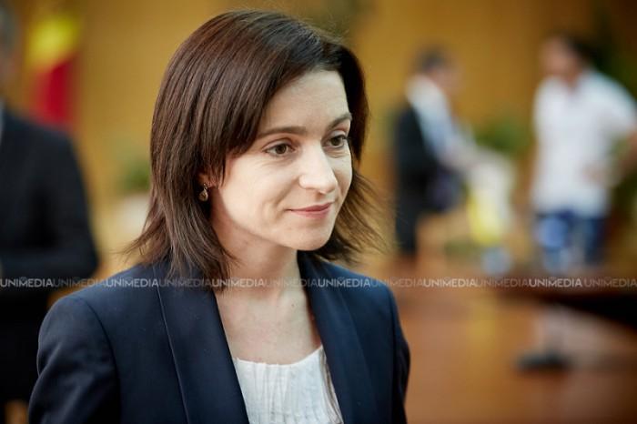 """(stop cadru) Maia Sandu, despre noul sediu al PDM: """"Eu le urez ceea ce li s-a întâmplat comuniștilor"""""""