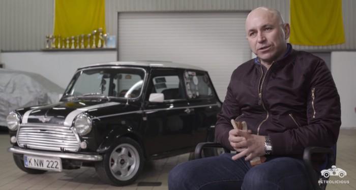 (video) Maşina unică a unui moldovean a ajuns populară pe renumitul portal Petrolicious