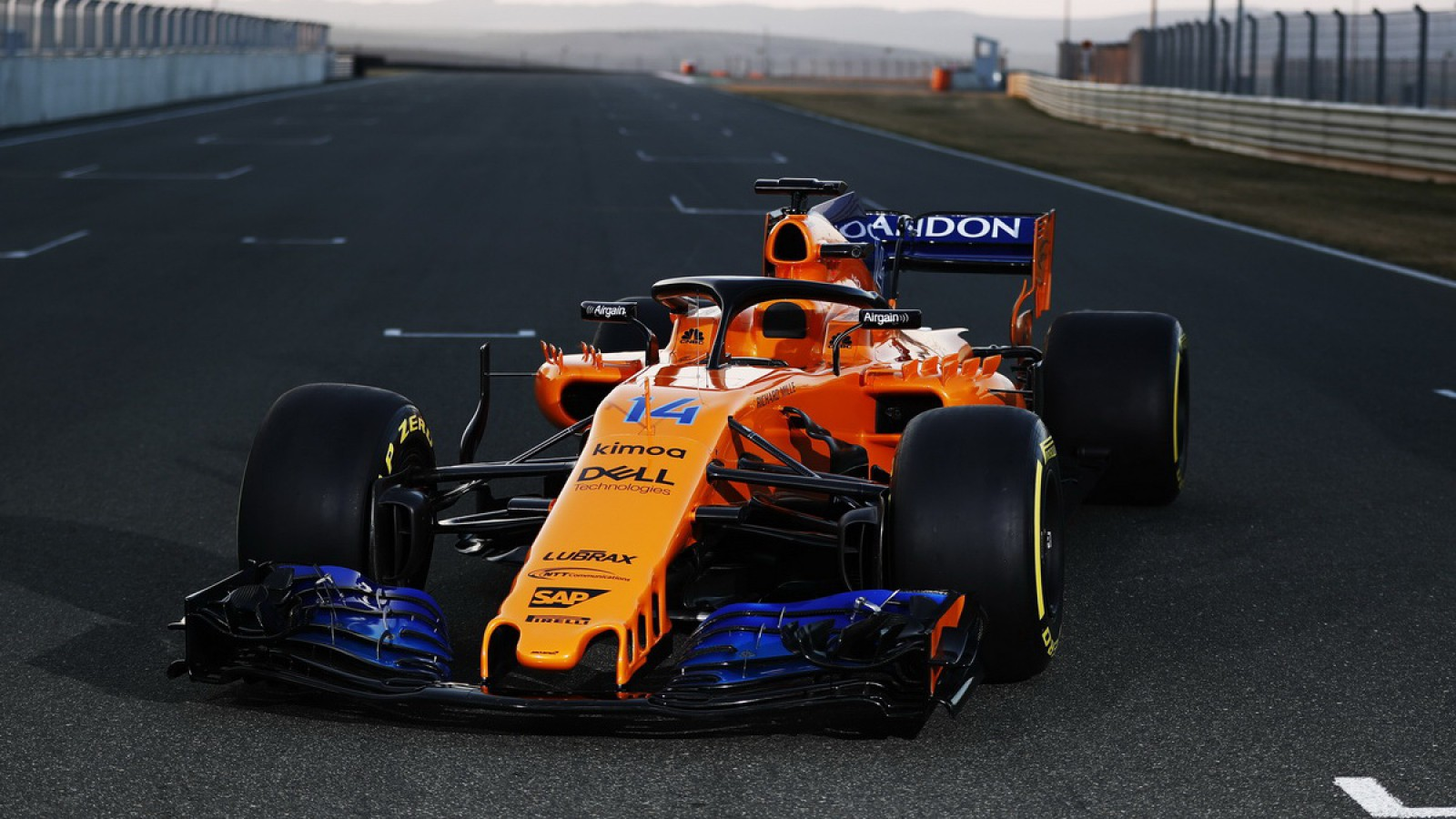 (video) McLaren F1 Team şi-a prezentat monopostul MCL33 care are în premieră un motor livrat de Renault