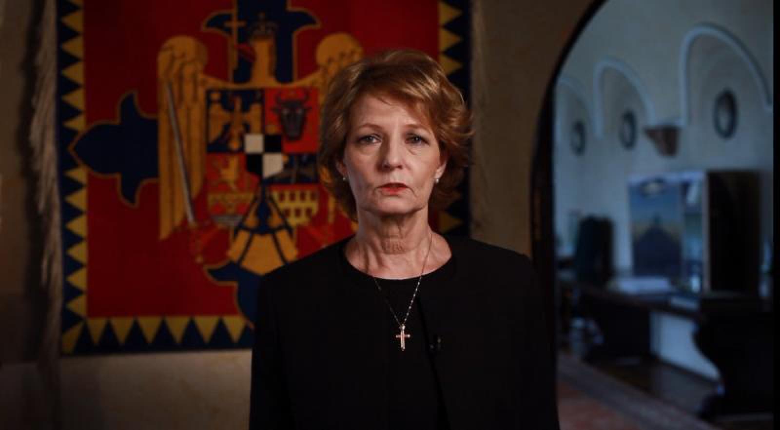 (video) Mesajul principesei Margareta după moartea tatălui său: Am pierdut, ca voi toți, un părinte