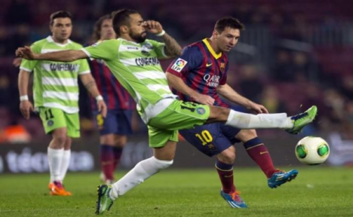 (video) Messi a revenit cu o dublă pentru Barcelona