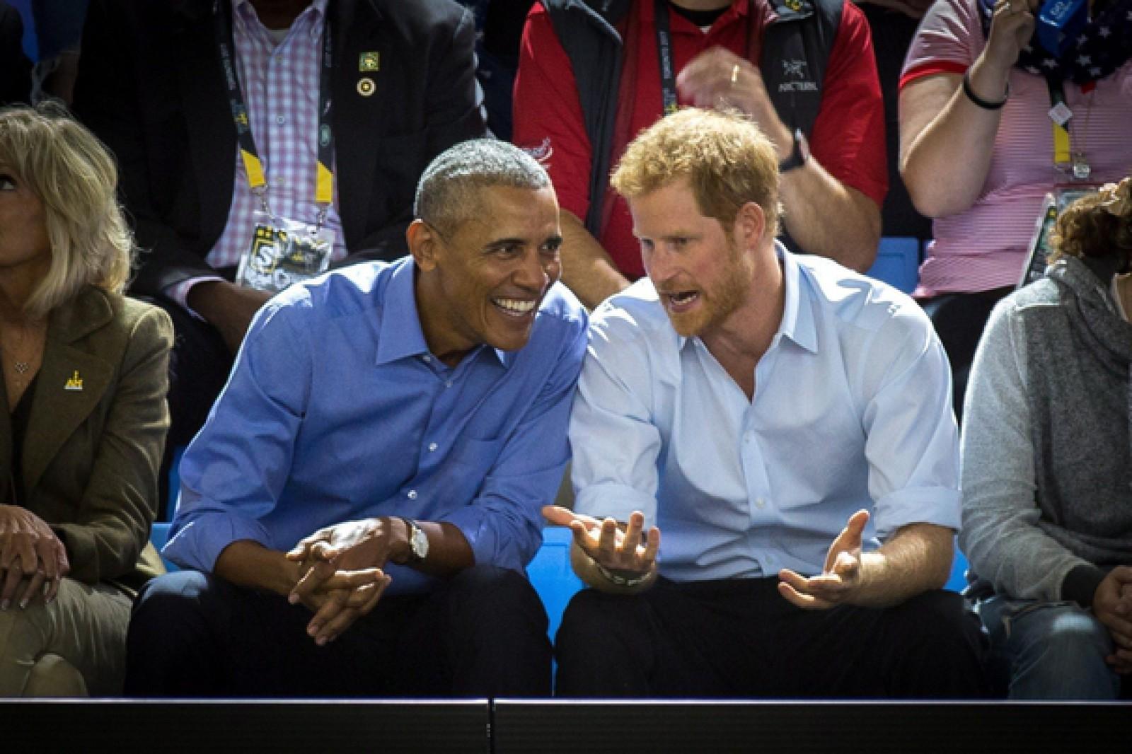 (video) Motivul pentru care Barack Obama nu poate fi invitat la nunta Prinţului Harry