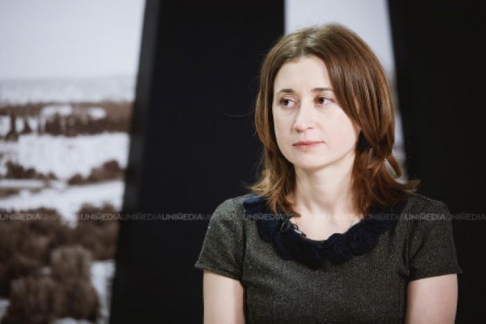 (video) Nadejda Hriptievschi: Dacă economia ar crește, judecătorii ar trebui să aibă salarii și mai mari