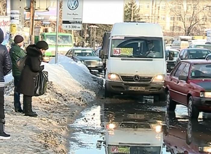 (video) Nici primarul Chirtoacă nu este mulțumit de aspectul orașului