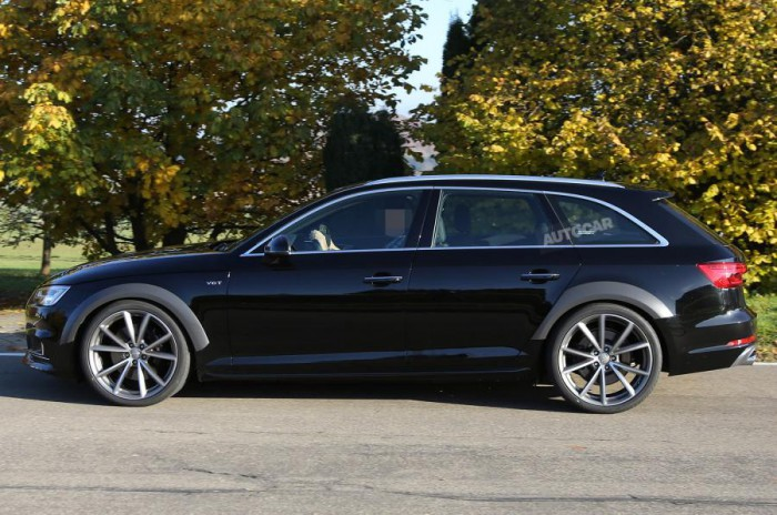 video noul audi rs 4 avant a ie it la teste i de sub capot se aude un motor f cut de porsche. Black Bedroom Furniture Sets. Home Design Ideas