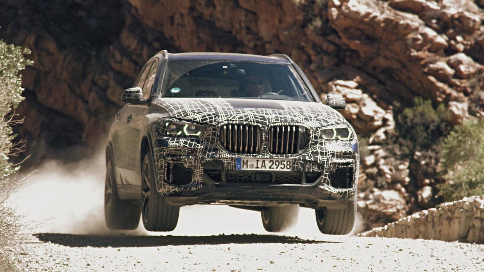 (video) Noul BMW X5. Lansare la nivel global mai târziu în acest an, după o serie de teste finale