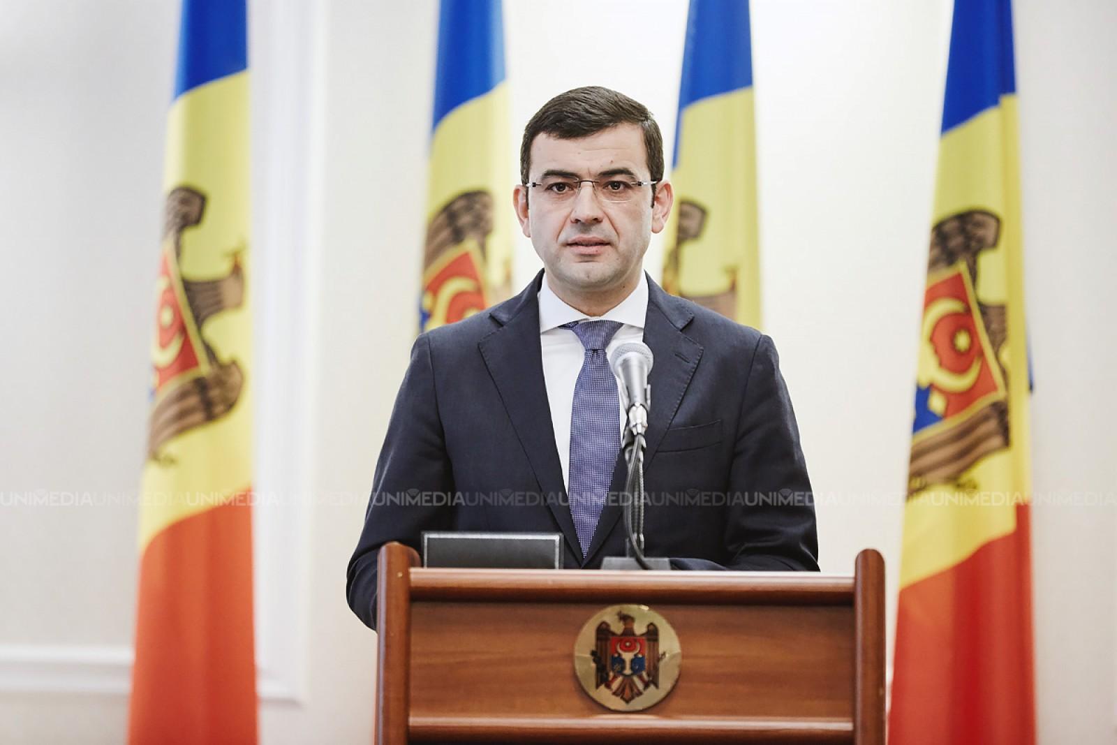 """(video) Noul ministru al Economiei și Infrastructurii, Chiril Gaburici: """"Nu tolerez corupția sau schemele sure"""""""