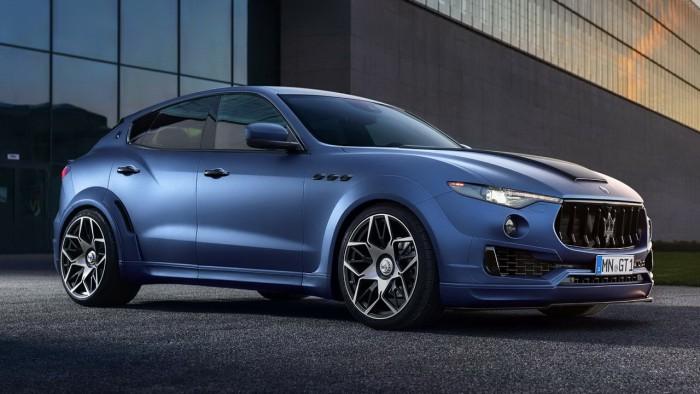 (video) Novitec a făcut noul Maserati Levante mai rapid decât un Porsche Cayenne GTS