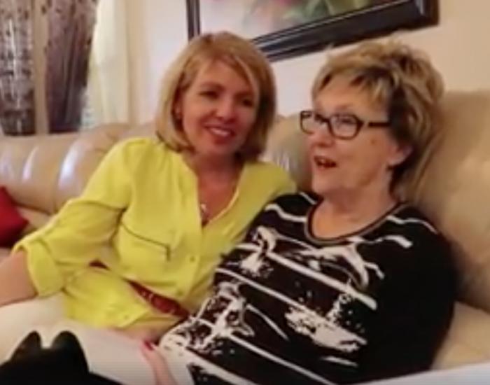 (video) O moldoveancă a deschis un azil de bătrâni în Arizona, în propria casă
