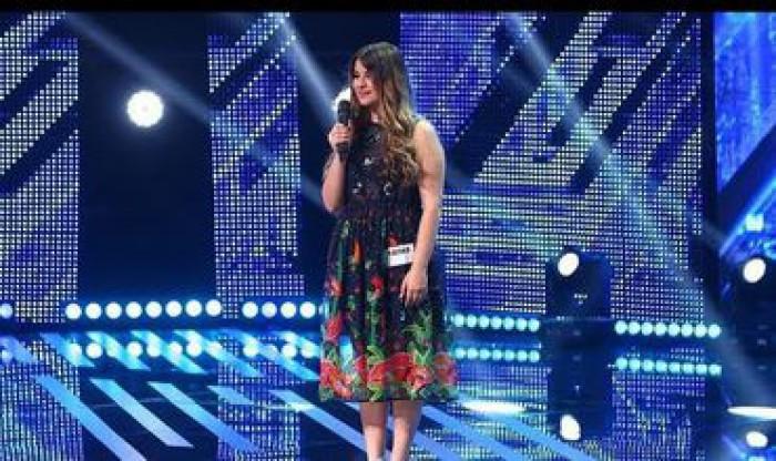"""(video) O moldoveancă din Bălți a impresionat juriul de la X Factor. Ștefan Bănică: """"Vorbim de o posibilă finalistă"""""""