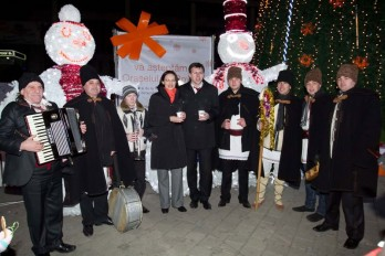 (video) Orașelul Crăciunului - un loc de basm în inima Chișinăului