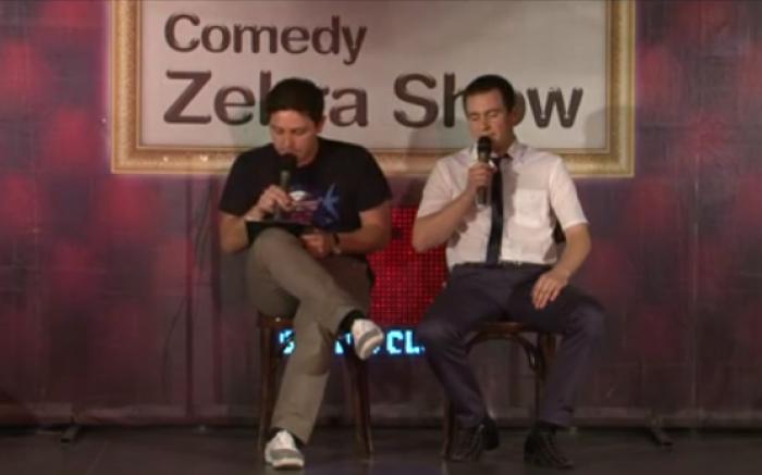 (video) Parodie Zebra-Show: Vlad Filat la examenul de șoferie