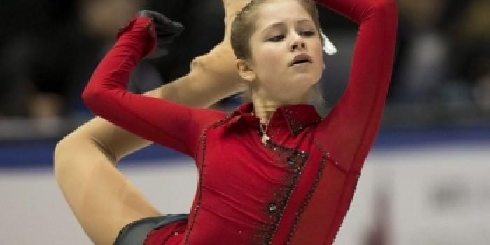(video) Patinatoarea rusă Julia Lipniţkaia, campioană europeană la 15 ani