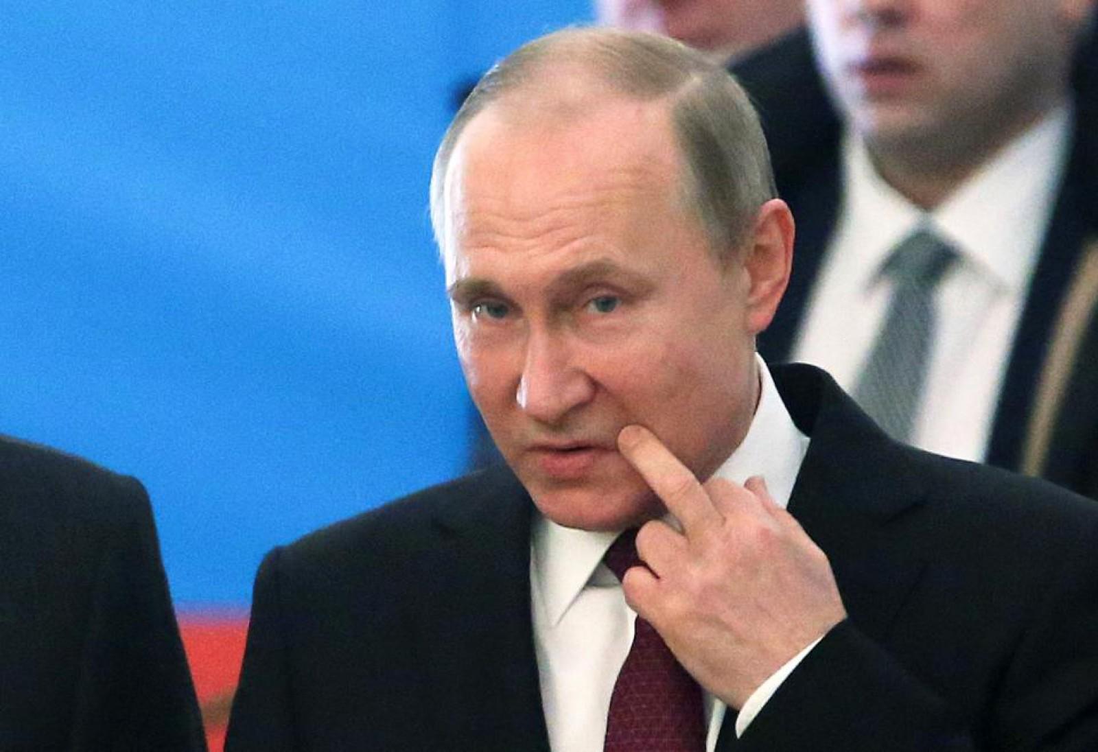 (video) Paza lui Putin a împins un veteran care trecea pe alături