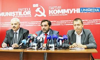 (video) Comuniștii critică întâlnirea Filat-Smirnov care va avea loc în Germania
