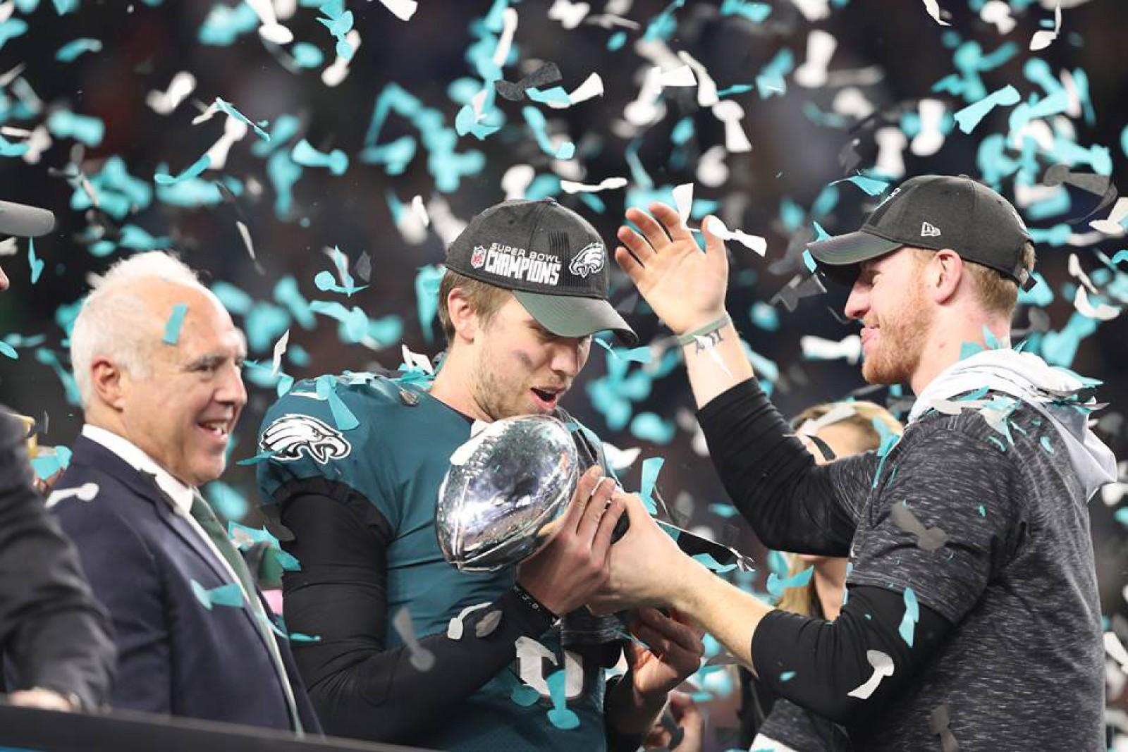 (video) Philadelphia Eagles a câștigat pentru prima dată în istorie Super Bowl
