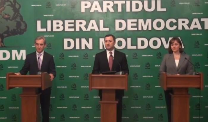 """(video) PLDM a lansat inițiativa """"Pact al Responsabilității Naționale pentru o Moldovă Europeană"""""""