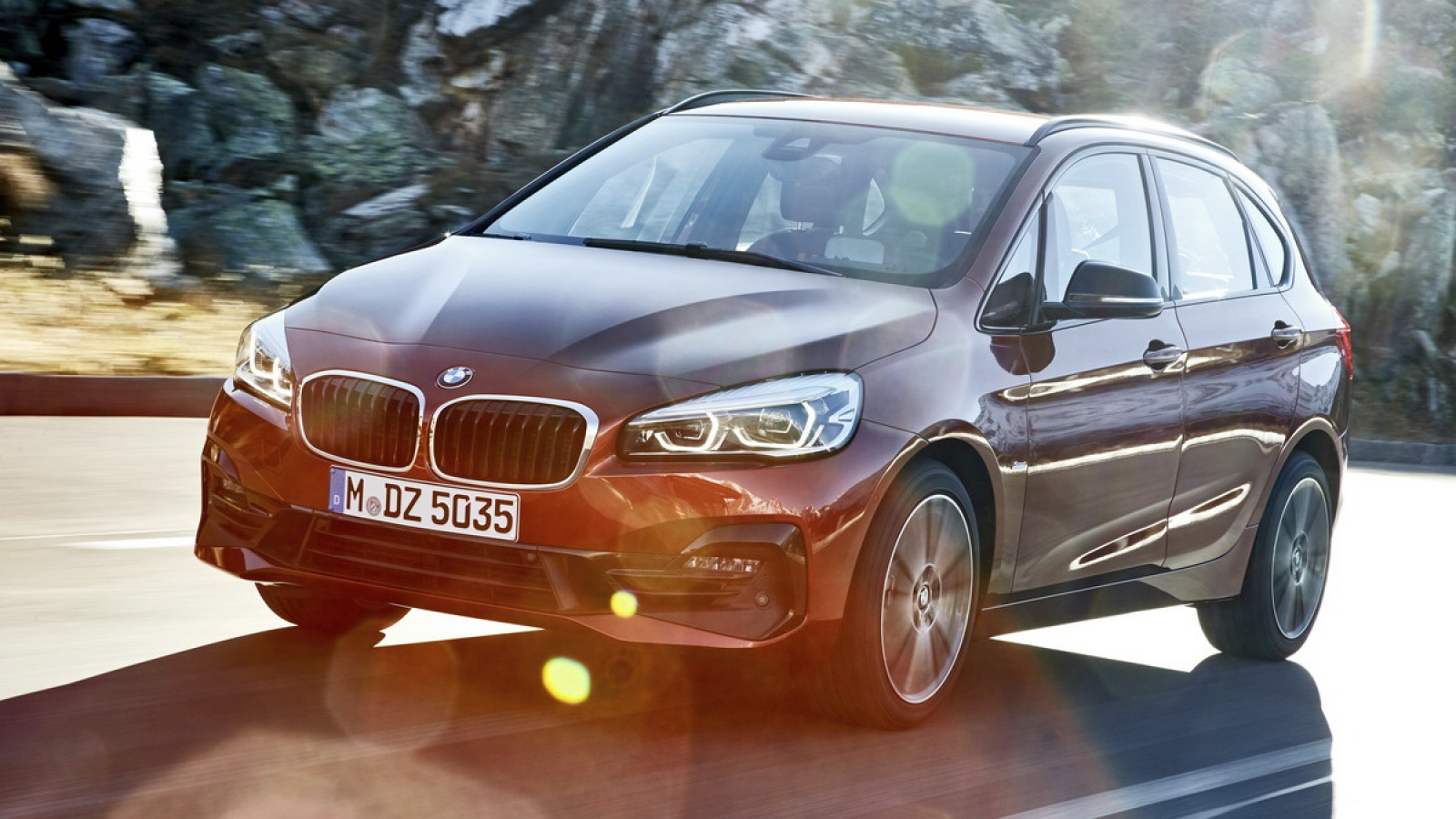 (video) Premieră mondială: BMW Seria 2 Active Tourer & Gran Tourer facelift
