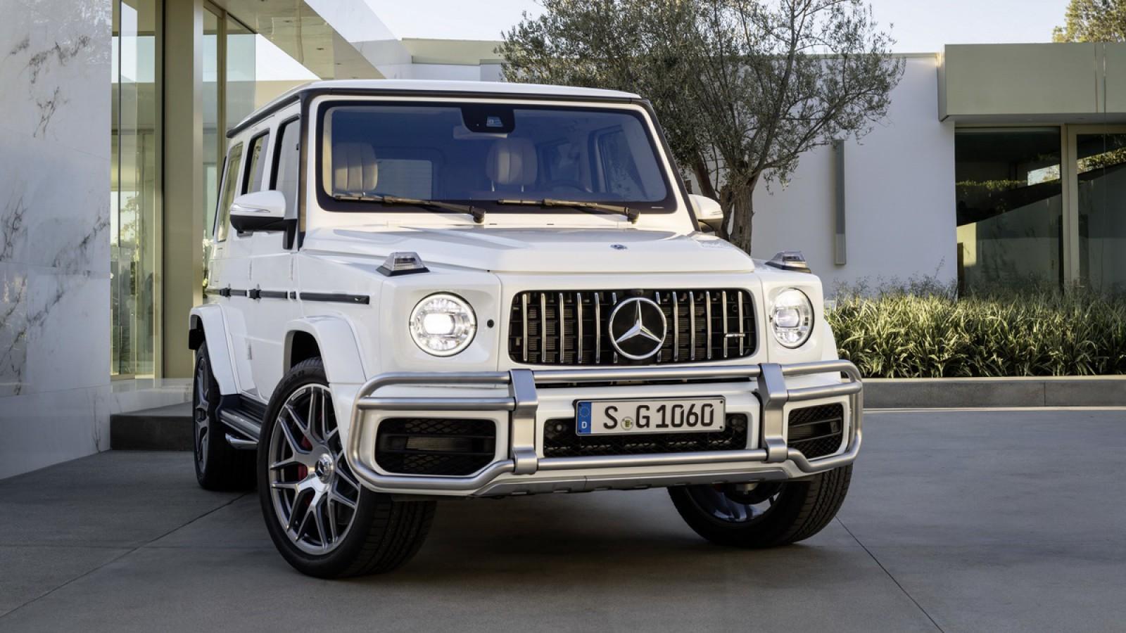 (video) Premieră mondială: Noul Mercedes-AMG G 63 are un motor potent care poate lucra cu doar patru cilindri