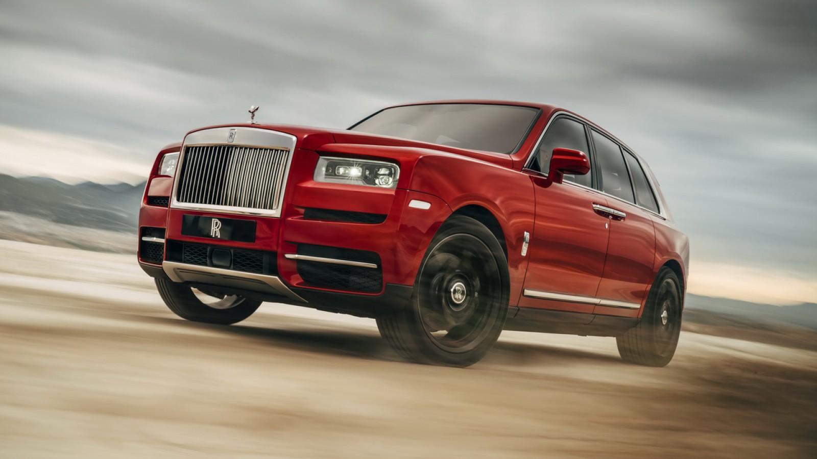 (video) Premieră mondială: Noul Rolls-Royce Cullinan – Rolls-Royce-ul tuturor SUV-urilor