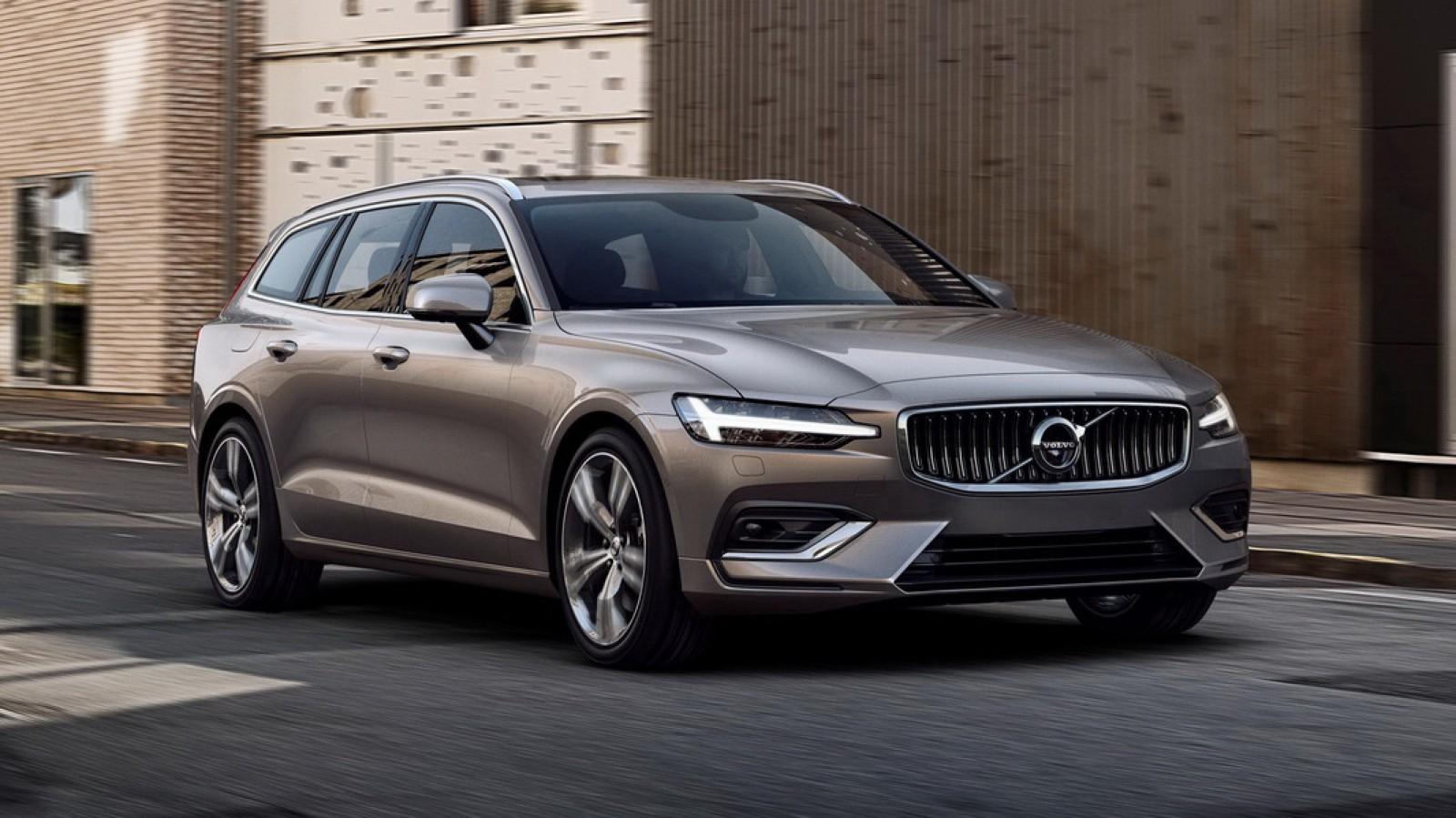 (video) Premieră mondială: Noul Volvo V60 poate ajunge să dezvolte 390 de cai putere!