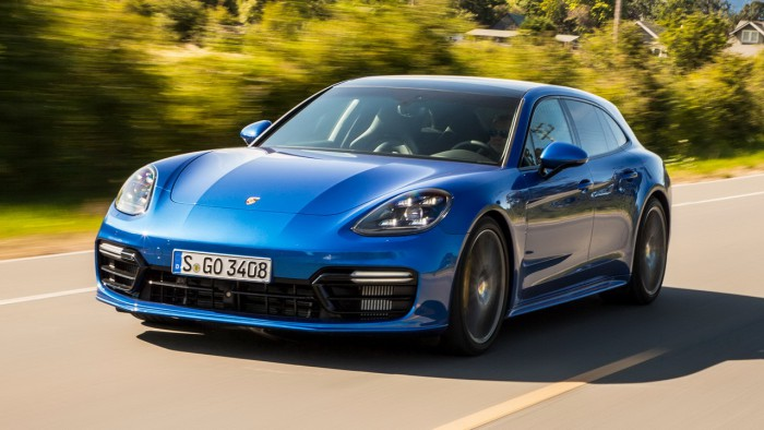 (video) Premieră: Noul Porsche Panamera Sport Turismo primeşte versiunea Turbo S E-Hybrid