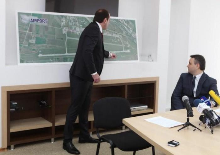 (video) Premieră pentru Republica Moldova - Avia Invest construieşte a doua pistă pe Aeroportul Chişinău