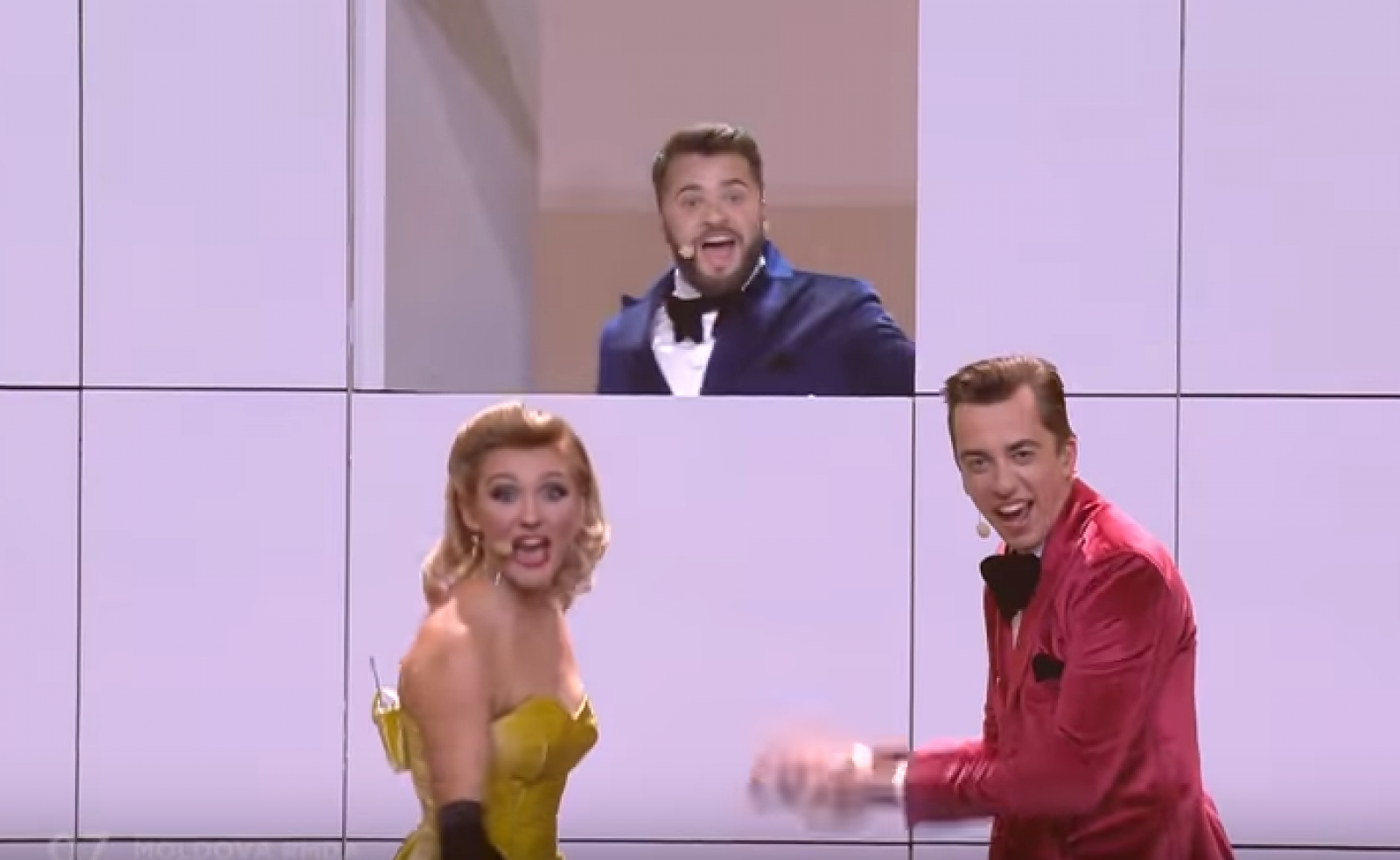 (video) Prestația trupei Doredos la Eurovision 2018: Reprezentații Republicii Moldova au făcut senzație la Lisabona
