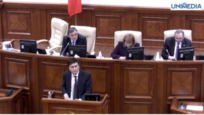 (video) Proiect de lege, disputat îndelung în Parlament