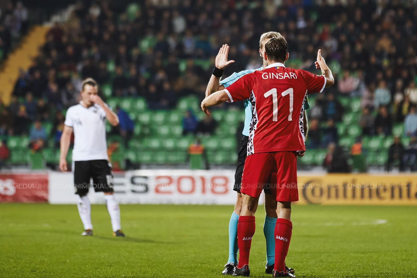 (video) Radu Gînsari a marcat golul victoriei pentru Hapoel în partida cu Maccabi. Echipa moldoveanului este liderul campionatului