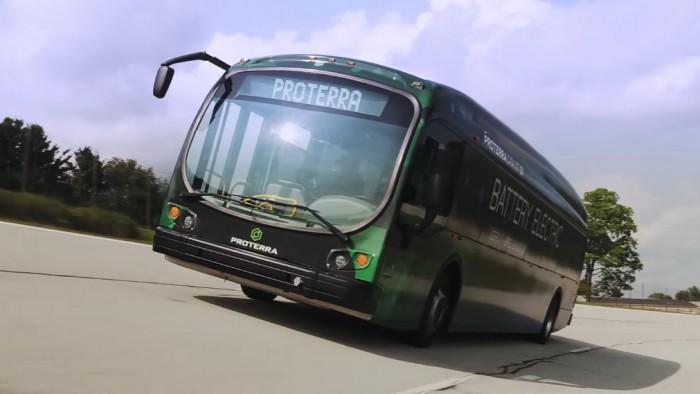 (video) Record mondial: Cea mai mare autonomie înregistrată vreodată de un autobuz electric