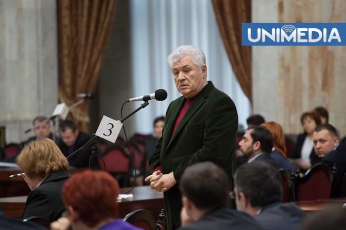 (video) Replica lui Voronin pentru prim-ministrul Leancă