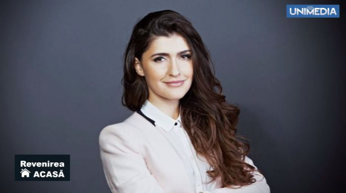 (video) Revenirea acasă. Ana-Maria Lopatenco s-a întors din Londra pentru a deschide un laborator al frumuseții