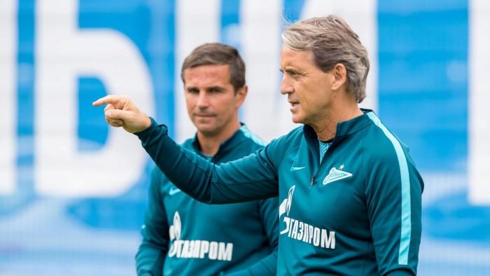(video) Roberto Mancini a debutat cu dreptul pe banca tehnică a echipei Zenit! Trupa din Sankt Petersburg s-a impus la Khabarovsk