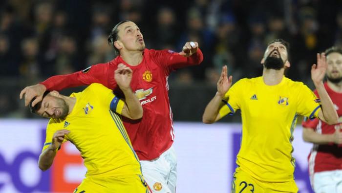 (video) Rostovul lui Alexandru Gațcan a reușit o remiză cu Manchester United. Moldoveanul va rata partida retur de pe Old Trafford