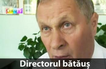 (video) Scandal: Oleg Brega agresat de directorul US pentru că i-a cerut să vorbească în română