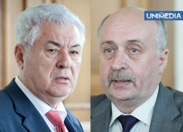 """(video) Schimb de replici """"istorice"""" între Voronin și Saharneanu"""