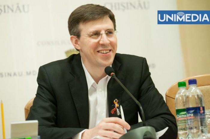 (video) Situație amuzantă la Primăria Chișinău