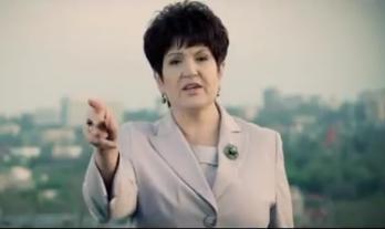 (video) Spoturi electorale cu Valentina Buliga: Primar cu mână fermă, dar cu grijă față de oameni