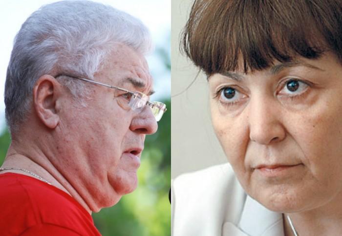 (video) Stop cadru: Voronin o atacă pe eurodeputatul Monica Macovei