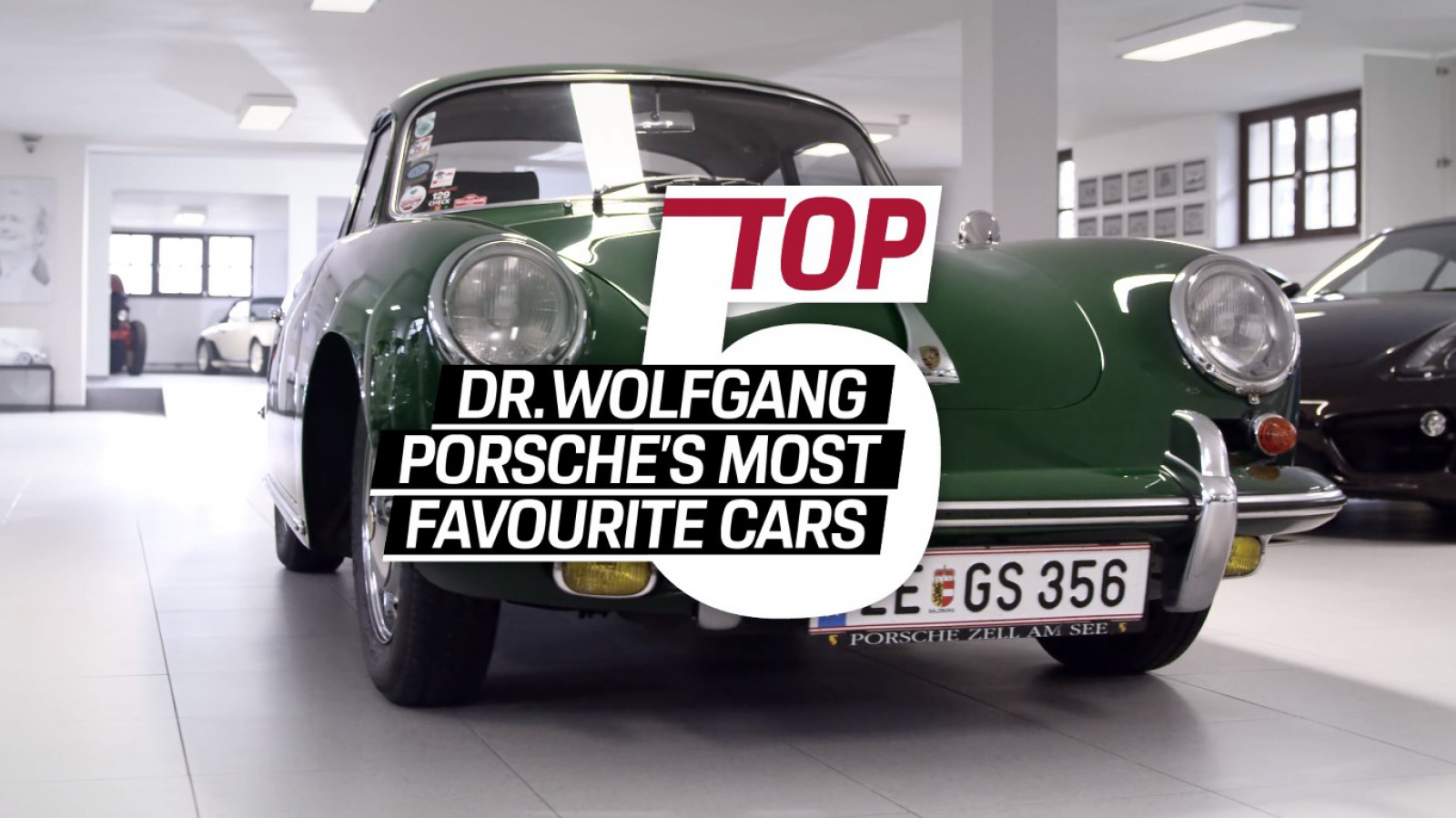 (video) Top 5 maşini pe care nepotul lui Ferdinand Porsche le iubeşte cel mai mult