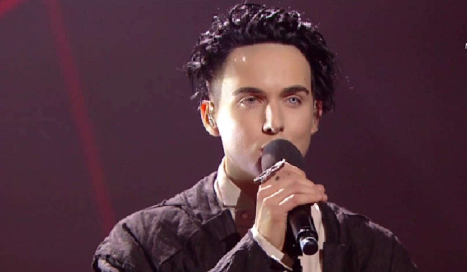 (video) Ucraina și-a ales reprezentantul la Eurovision: Interpretul Melovin este și câștigător X Factor