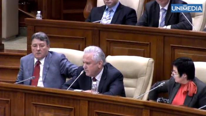 (video) Iurie Bolboceanu se retrage din fracțiunea parlamentară a PD