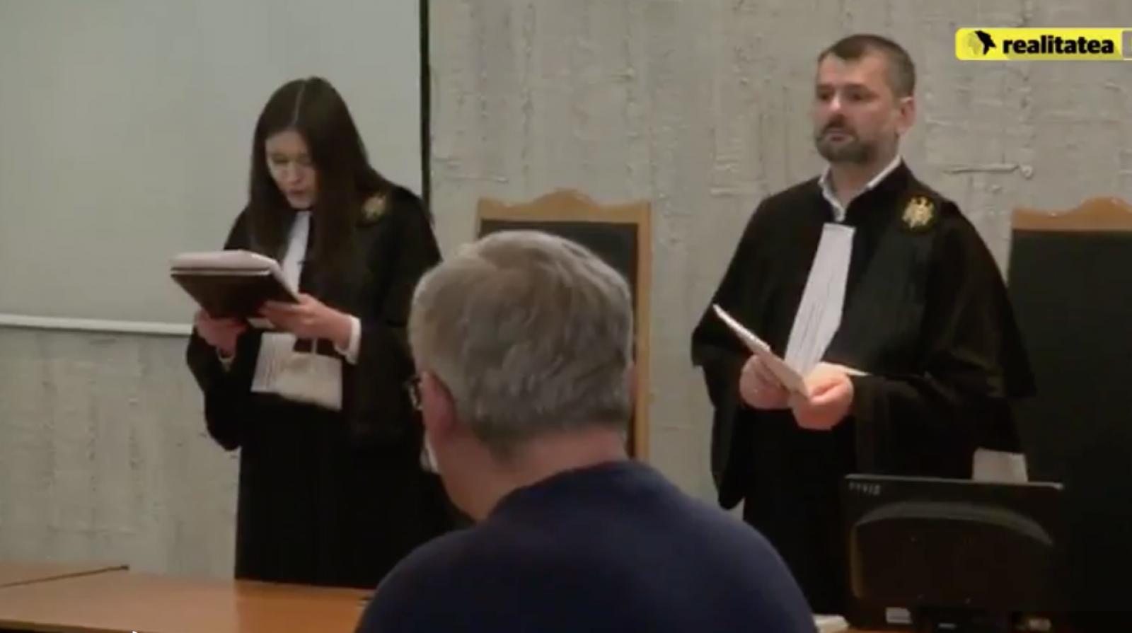 (video) Un suspect în dosarul de omor asupra lui Vlad Plahotniuc, condamnat la cinci ani de închisoare