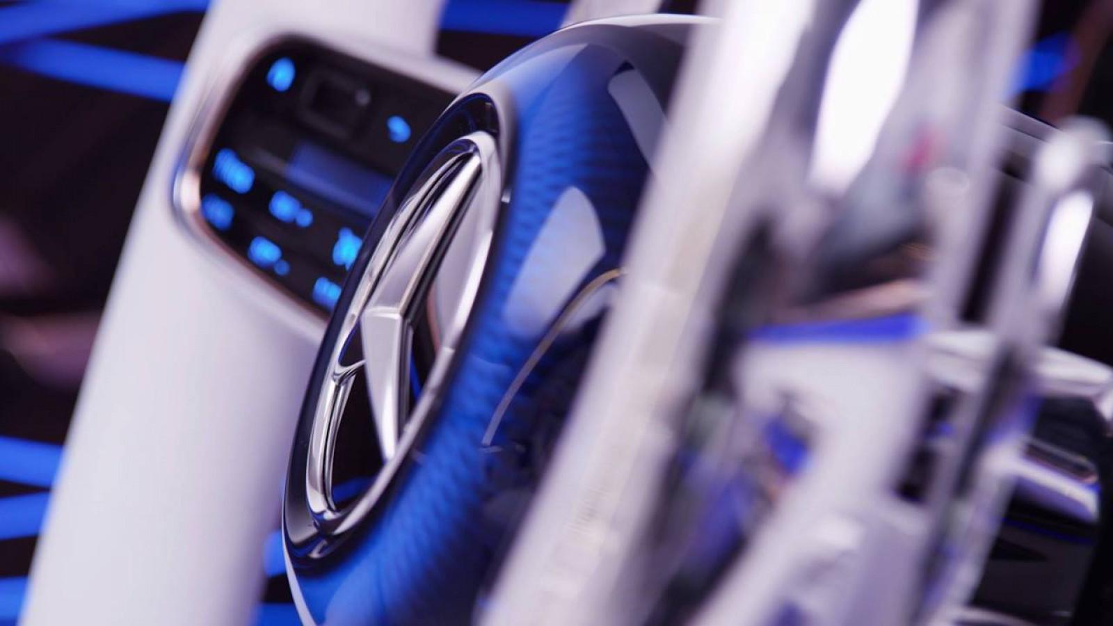 (video) Un SUV de lux? Mercedes-Maybach anunţă prezentarea unui nou concept spectaculos